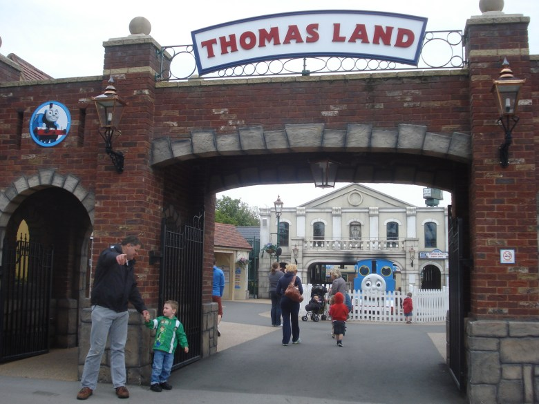 A trip to Thomasland
