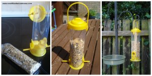 www.over40andamumtoone.com  #my99psummer bird feeder