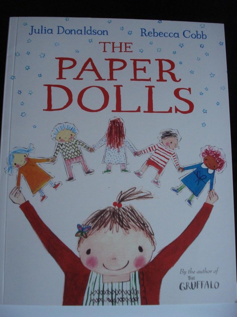 The Paper Dolls, Julia Donaldson, Rebecca Cobb