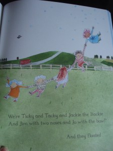 The Paper Dolls, Julia Donaldson