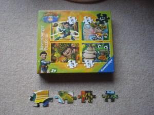 Ravensburger Puzzle Club, Tree Fu Tom
