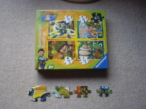 Ravensburger Puzzle Club, Tree Fu Tom