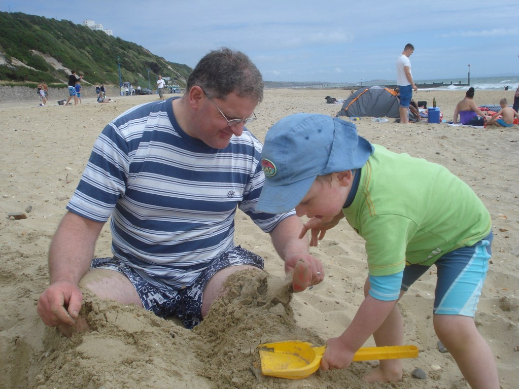 Summer Play at the Seaside, Bournemouth