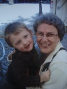 Granny and Monkey
