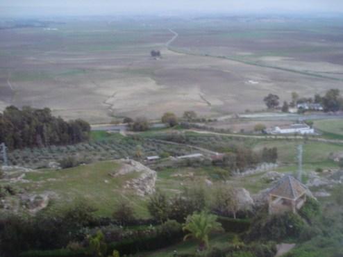 Views from Carmona - my holiday postcard