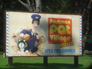 Longleat Safari and Adventure Park, Postman Pat Village
