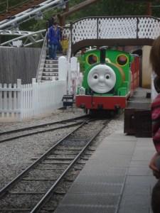 Thomasland, Drayton Manor Park, A trip to Thomasland