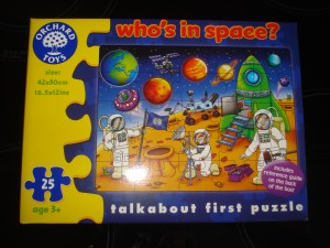 Orchard Toys, Who's In Space? Jigsaw