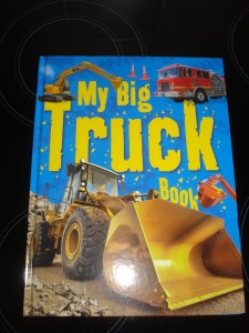 My Big Truck Book, Ticktock Books