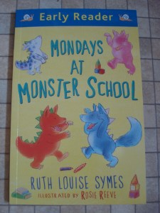 Mondays at Monster School, Early Readers from Orion
