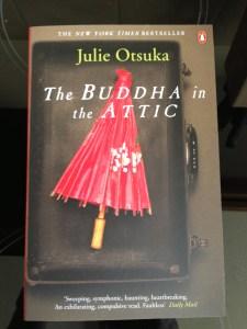 The Buddha in the Attic by Julie Otsuka, Penguin Books, Britmums Book club