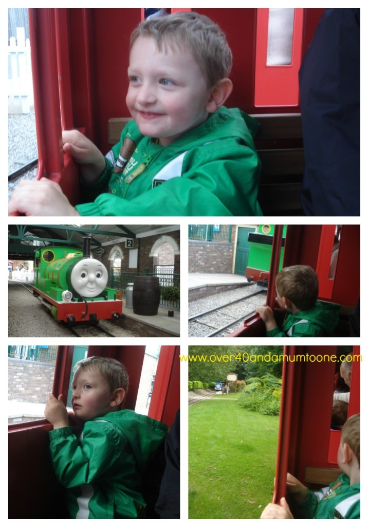 Thomasland, Drayton Manor Park, A trip to Thomasland