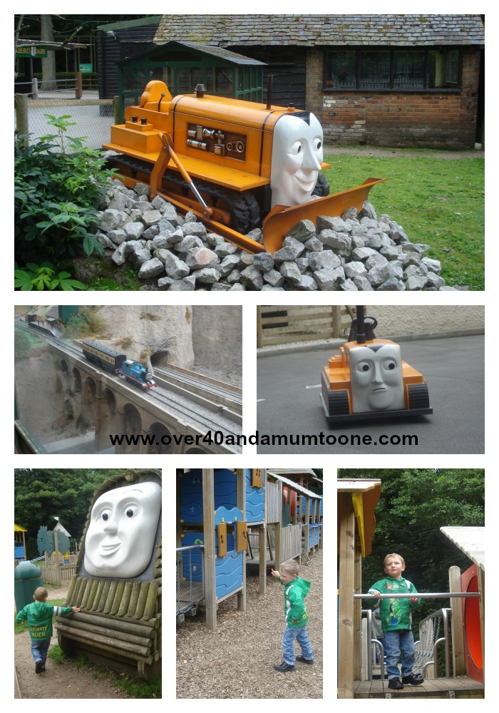 Thomasland, Drayton Manor Park
