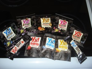 Yu! Healthy Snacks