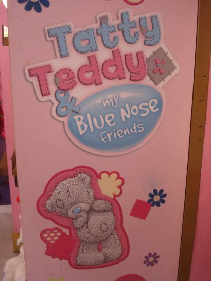 of Tatty Teddy & My Blue Nose Friends!