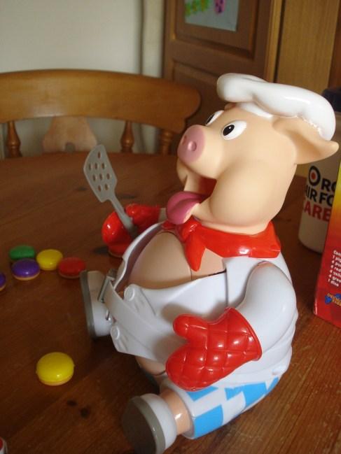 Pig Goes Pop! giveaway