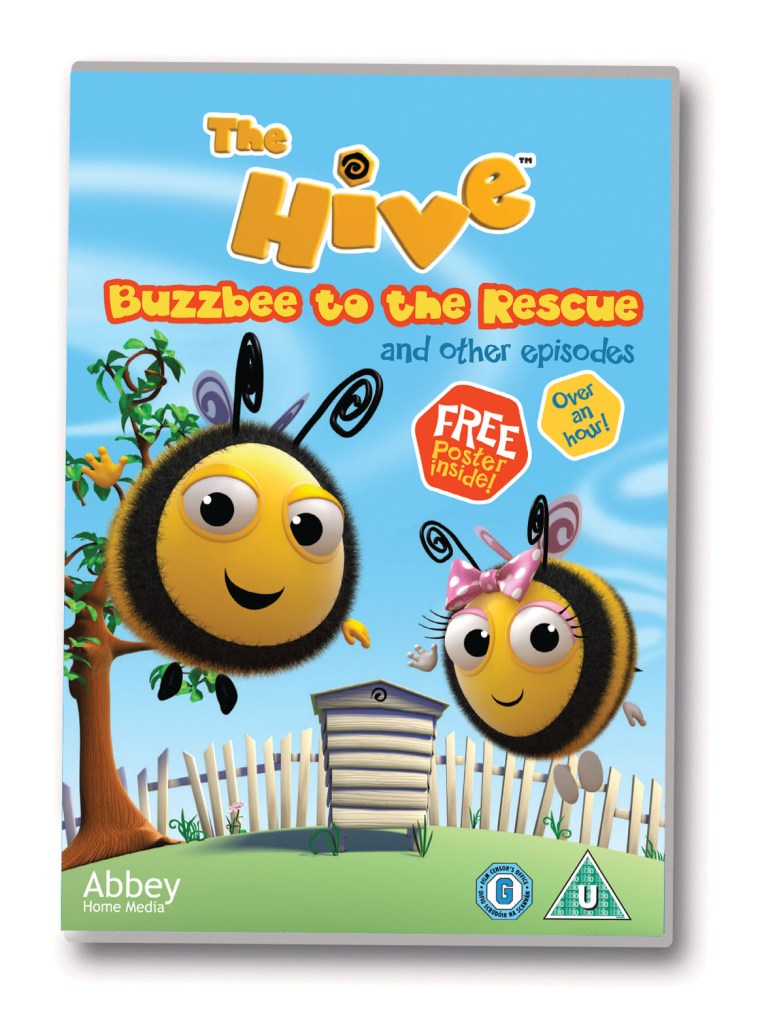 The Hive Buzzbee to the Rescue DVD