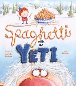 spaghetti with the yeti