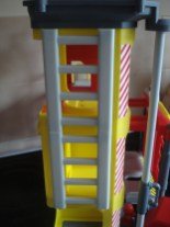 move the ladders