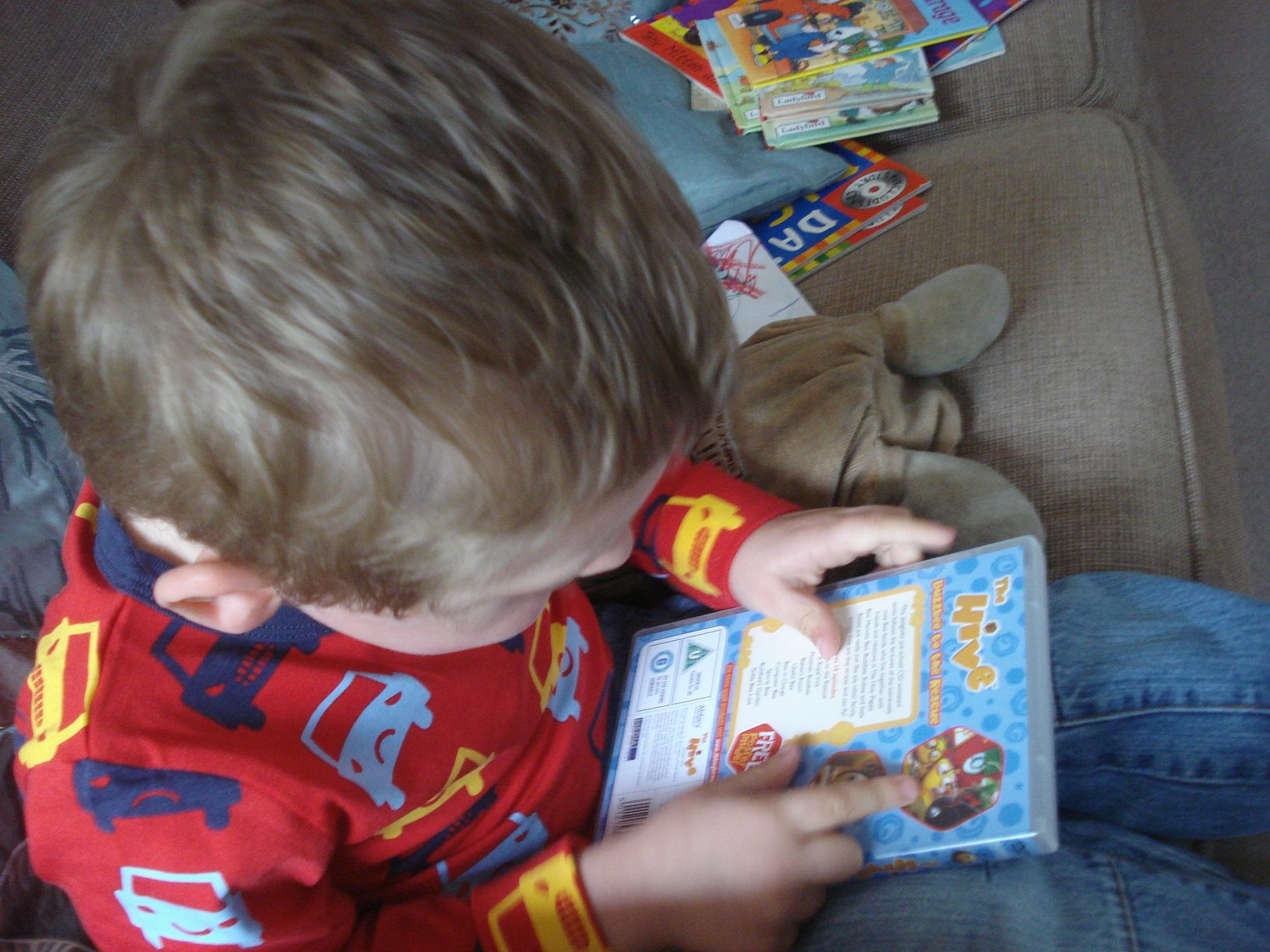 Buzzbee to the Rescue DVD