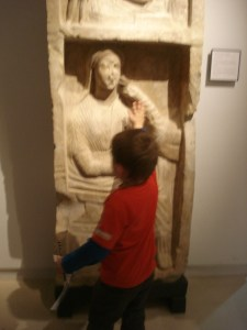 A trip to the Ashmolean
