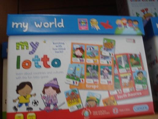 My world games