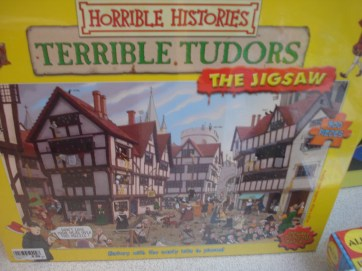 A history jigsaw puzzle