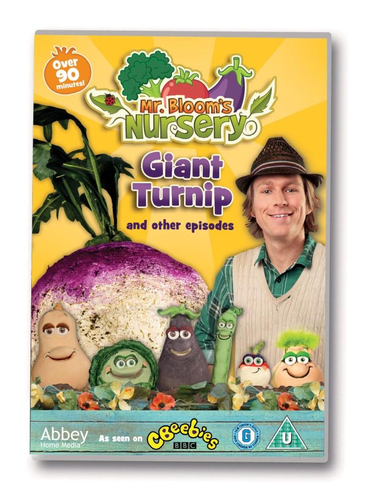Mr Bloom's Nursery Giant Turnip DVD