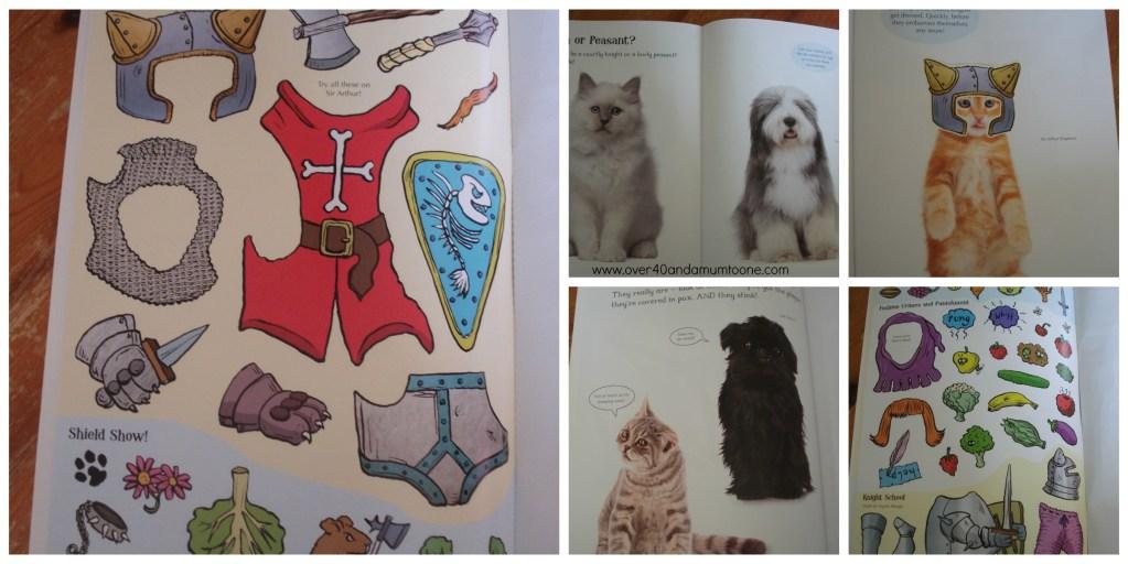 Star Paws Sticker Books