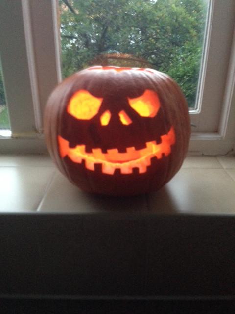 Happy Halloween, Spooky Cookies, Ghost Bananas and Mummified Hotdogs
