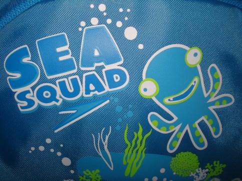 Monkey has joined the Speedo Sea Squad
