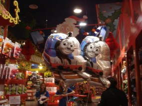 Thomas & Friends Christmas Journey