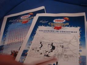 Thomas & Friends Christmas Journey