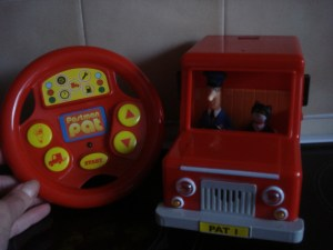 Special Delivery from Postman Pat