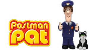 Selivery delivery from Postman Pat