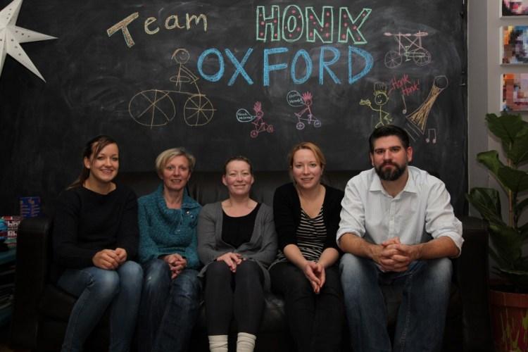 Team Honk Oxford