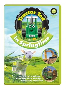 Blog Birthday Giveaway - Tractor Ted