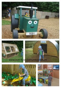 Tractor Ted's Little Farm