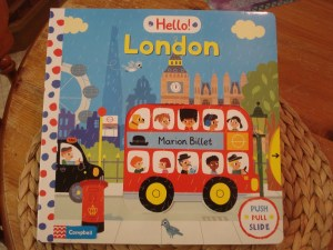 Blog Birthday Review and Giveaway - Hello London