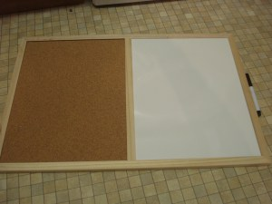 5 Star Drywipe and Cork Board