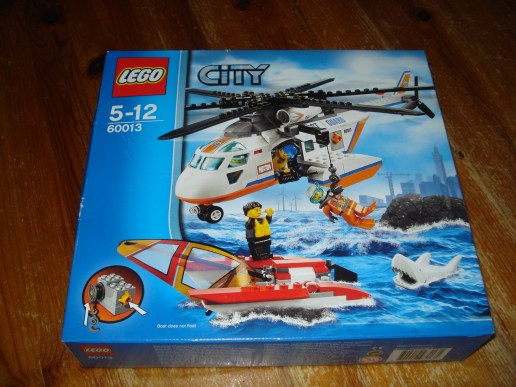 Lego City 60013 Coast GuarTesco Direct comes to our rescue
