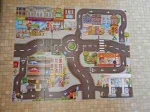 Giant Town Jigsaw