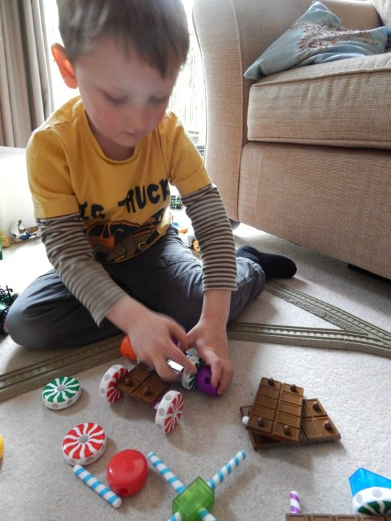 Candy Construction Activity Set