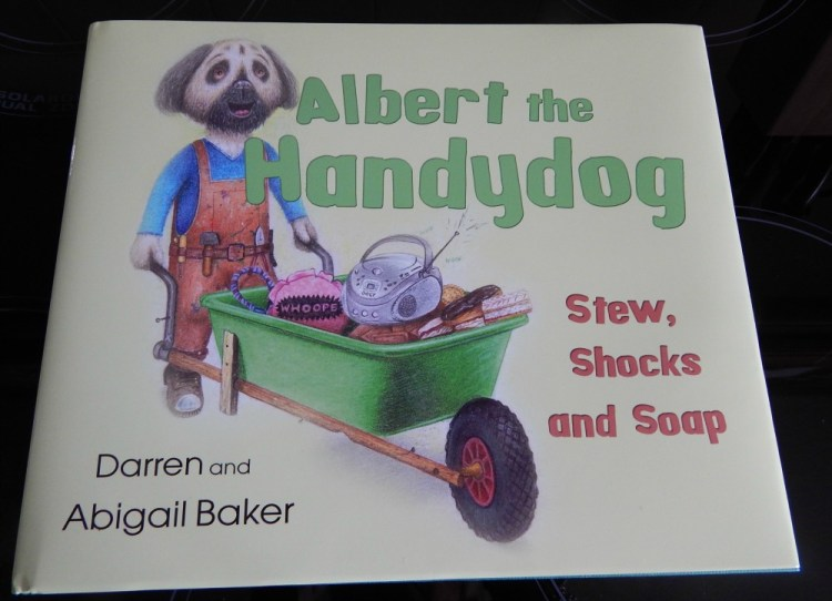 Albert the Handydog - Stew, Shocks and Soap