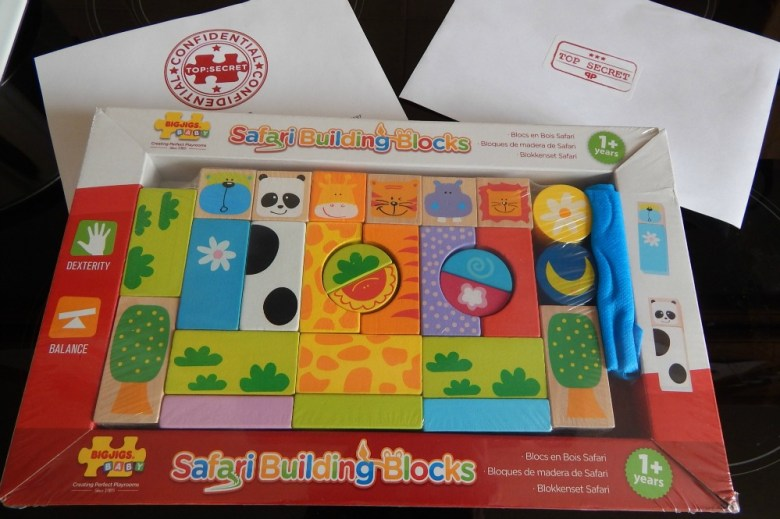 Safari Building Blocks