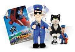 Postman Pat the Movie Goodie Bag