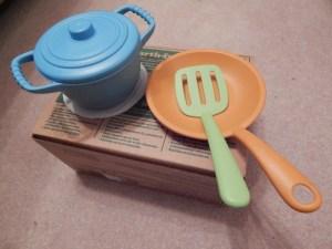 Green Toys Chef Set