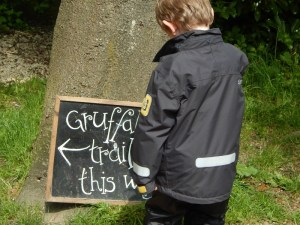 The Gruffalo Trail