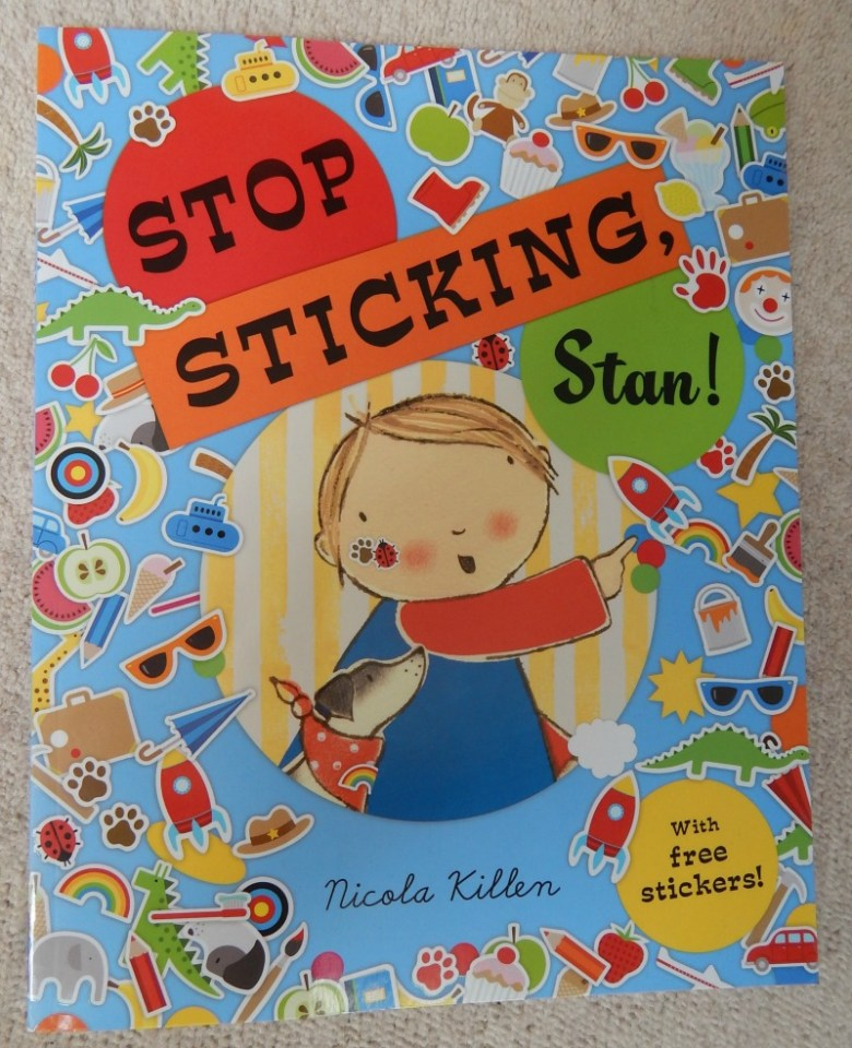 Stop Sticking, Stan!
