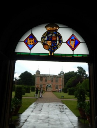 Charlecote Park with friends